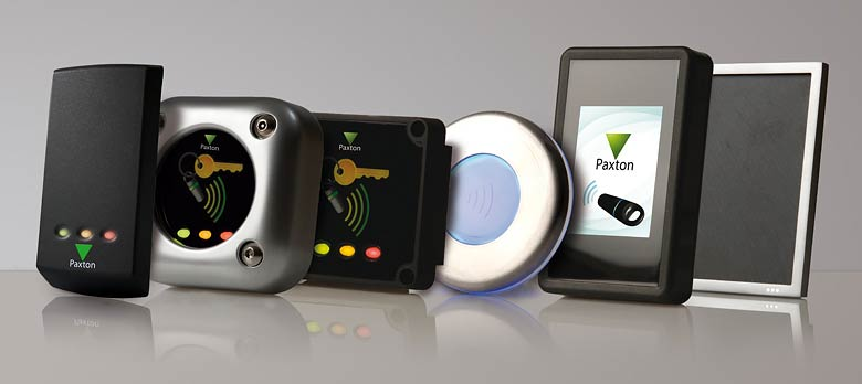 Access control proximity readers
