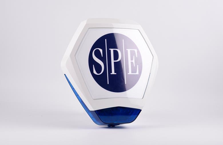 SPE alarm boxes